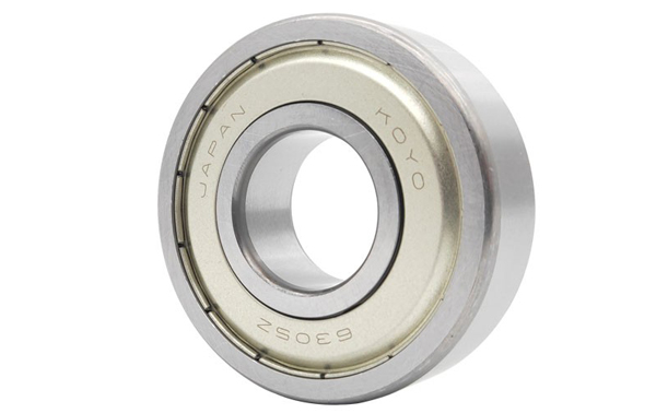 6007RS KOYO roller bearing