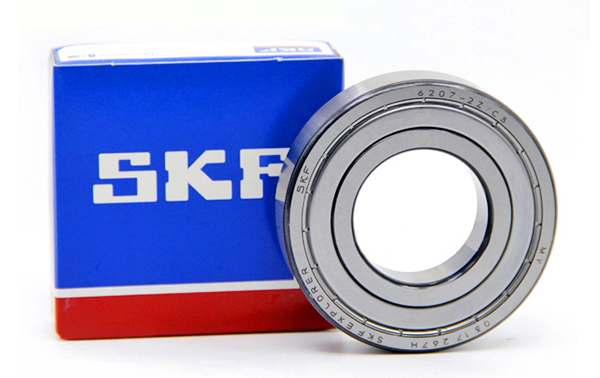 NJ406ECM SKF roller bearing