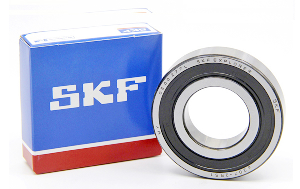 NJ202ECM SKF roller bearing