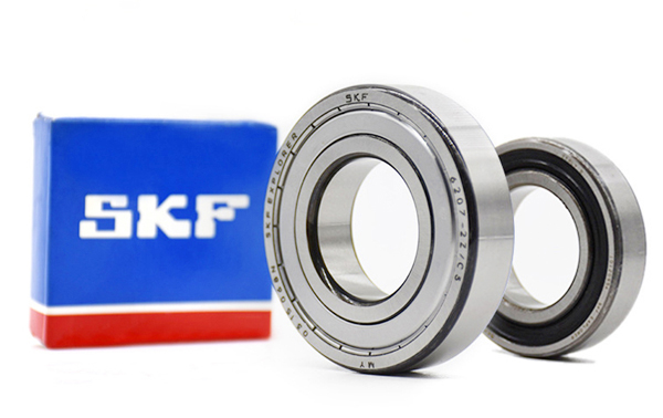 NJ407ECM SKF roller bearing