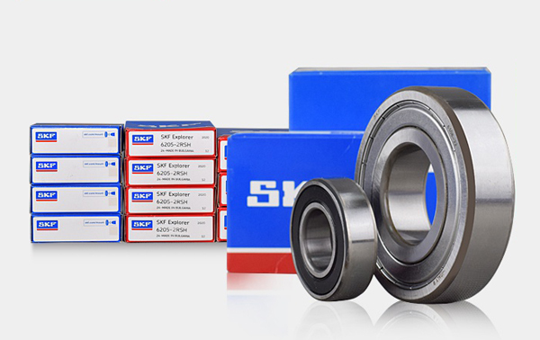 6206-2RS SKF roller bearing