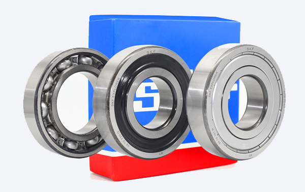6317-2RS SKF roller bearing