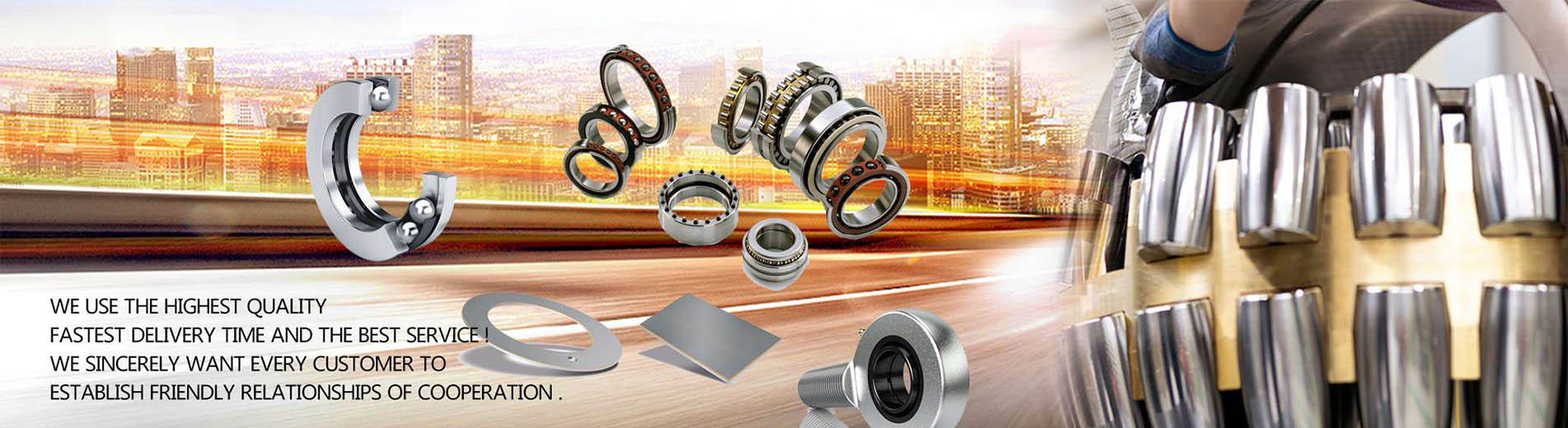 bearing competitive price and quick delivery within 3-5 days